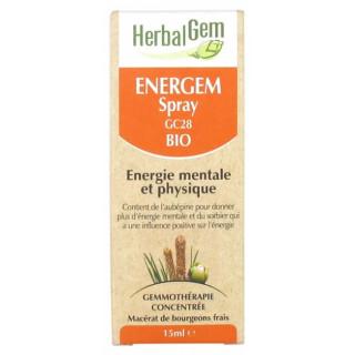 Herbalgem Energem Spray Bio - 15ml
