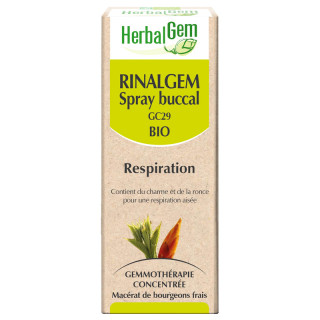Herbalgem Rinalgem Spray Bio - 15ml