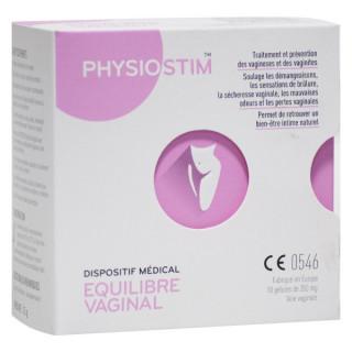 Immubio Physiostim Équilibre vaginal - 10 gélules