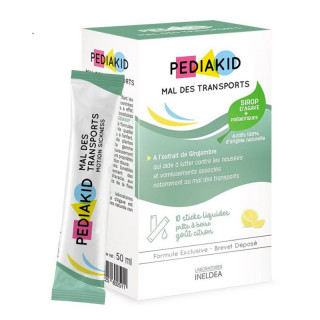 Pediakid Mal des transports - 10 sticks