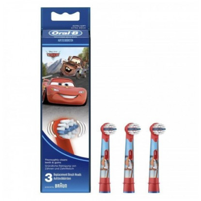 Oral B Stage 3 recharges brosse à dents enfants 5 / 7 ans