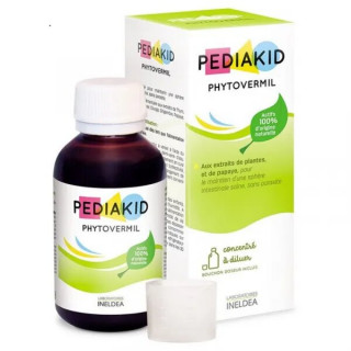 Pediakid Phytovermil - 125ml