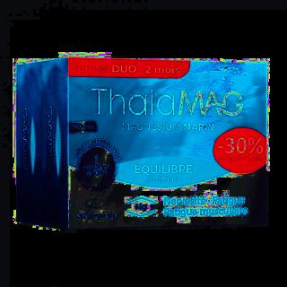 Thalamag magnésium marin équilibre intérieur - Lot de 2 x 30 comprimés