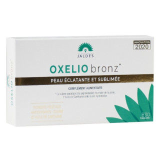 Jaldès Oxelio Bronz Peau éclatante et sublimée - 30 capsules