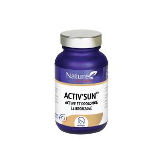 Nature Attitude Activ' Sun - 60 gélules