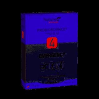 Nature Attitude Probioscience 4 Emergency - 15 gélules