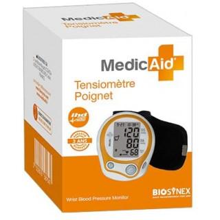 Biosynex MédicAID Tensiomètre poignet automatique