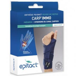 Epitact Carp'immo Orthèse poignet rigide de repos gauche - Taille M