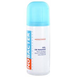 Nobacter Gel de rasage peaux sensibles - 50ml