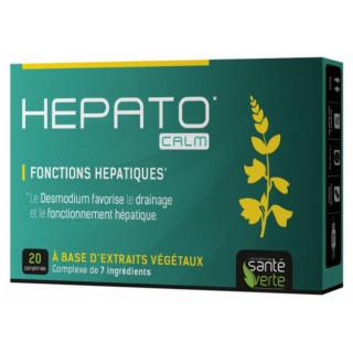 Santé Verte Hepato Calm - 20 comprimés