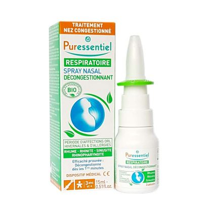 Puressentiel Spray nasal 15ml