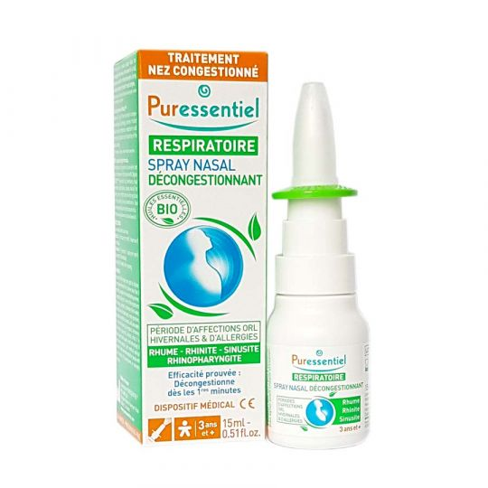Puressentiel Breathing Spray 20ml