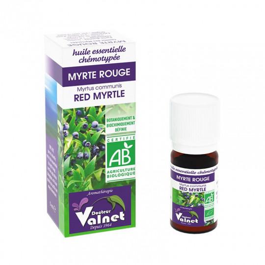 myrte huile essentielle bio Valnet 10ml