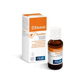 D3 Biane Pileje 15ml