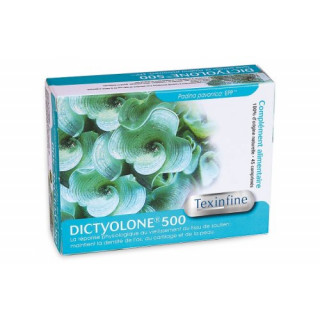 Texinfine Dictyolone 500 - 45 comprimés