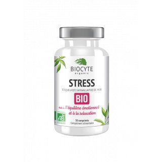 Biocyte Stress Bio - 30 comprimés