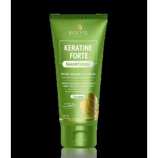 Biocyte Kératine forte shampoing - 200ml