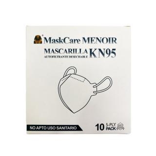 Menoir masques ffp2 CE x 10