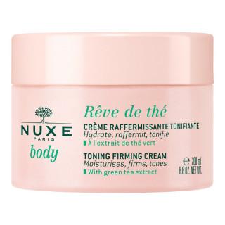 Nuxe Body Rêve de Thé Crème raffermissante tonifiante - 200ml