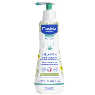 Mustela Stelatopia Emollient cream 300 ml