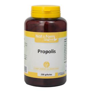 Nat&Form Original Propolis - 200 gélules