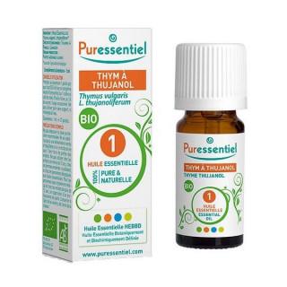 Puressentiel Huile essentielle Thym à Thujanol Bio - 5ml