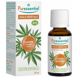 Puressentiel Huile végétale Chanvre Bio - 30ml