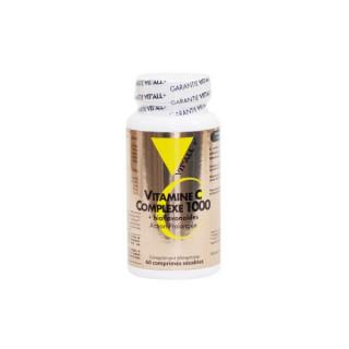 Vitall+ Vitamine C complexe 1000 - 60 comprimés