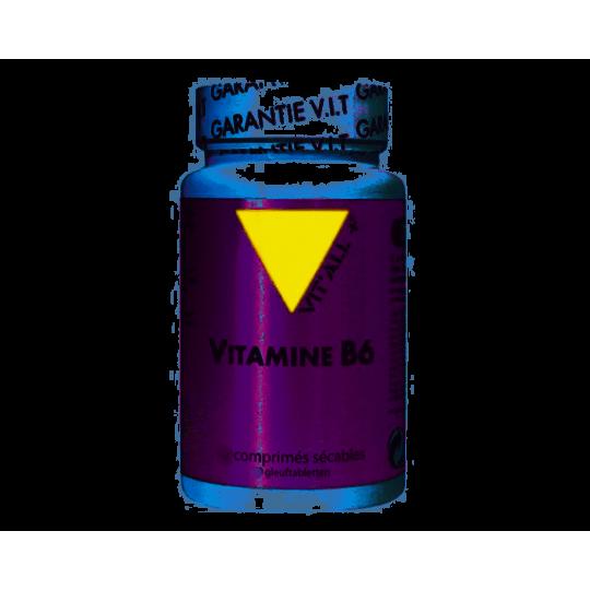 Vitall+ Vitamine B6 - 100 comprimés