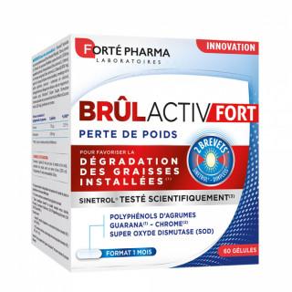 Forté Pharma Brûlactiv Fort Perte de poids - 60 gélules