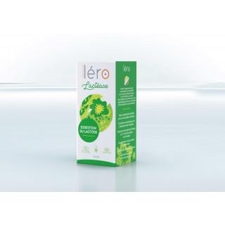 Léro Lactéase Digestion du lactose - 60 comprimés