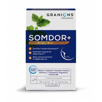 Granions Somdor+ Cp