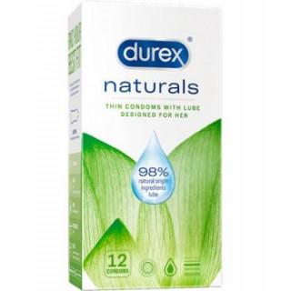 Durex Natural - 10 préservatifs