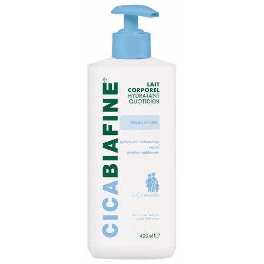 Cicabiafine lait hydratant corporel quotidien 400ml