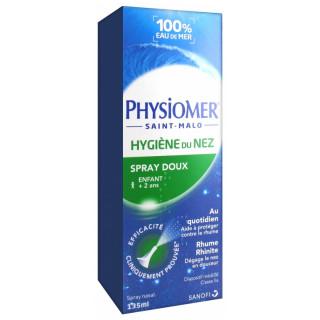 Physiomer Hygiène du nez Spray doux - 135ml