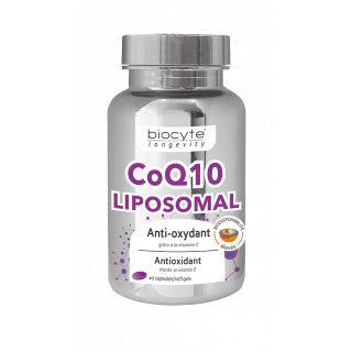 Biocyte CoQ10 - 40 gélules