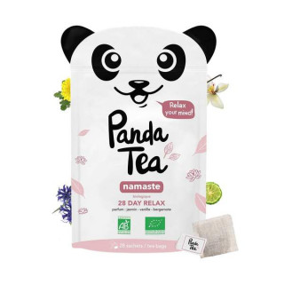 Panda Tea Thé Namaste - 28 sachets