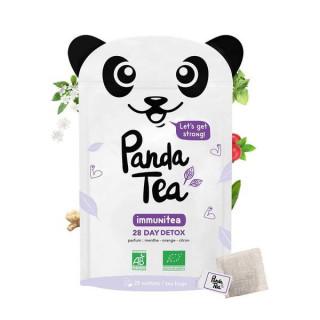 Panda Tea Infusion Immunitea - 28 sachets