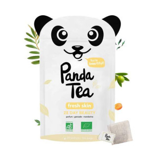 Panda Tea Thé Fresh Skin - 28 sachets