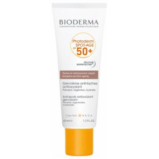 Bioderma Photoderm Spot-Age Gel crème anti-tâches antioxydant SPF 50+ - 40ml