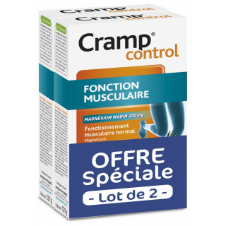 Nutreov Physcience Cramp Control - Lot de 2 x 30 gélules