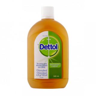 Dettol Désinfectant antiseptique liquide du linge - 500ml