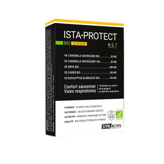 Synactifs Istaprotect Bio - 20 gélules