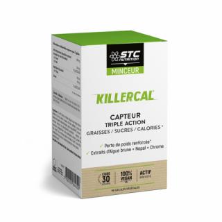 Ineldea STC Nutrition Killercal - 90 gélules