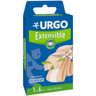 Urgo Expandable band 1mx6cm