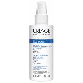 Uriage Bariéderm Cica-spray asséchant réparateur - 100ml