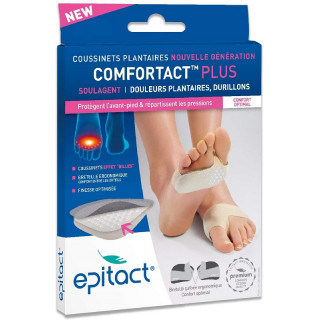 Epitact Comfortact Plus Coussinets plantaires - Taille L