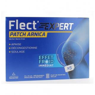 Genevrier Flect'Expert 10x14 cm - 5 patchs
