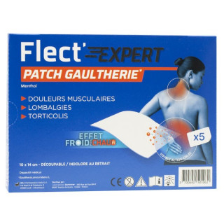 Genevrier Flect'Expert Gaultherie - 5 patchs