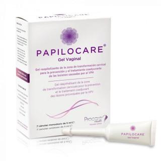 Procare Health Papilocare Gel vaginal - 7 x 5ml